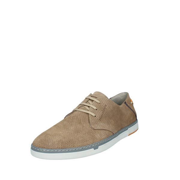 Himalaya Shoes Man Lace up Beige 2881-AF