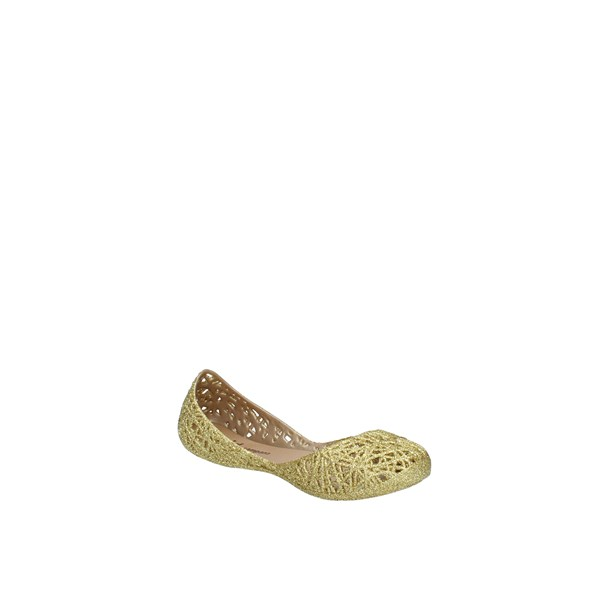 Melissa Shoes Child Dancers Gold 31737