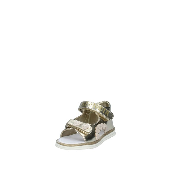Cafè Noir Shoes Child Bass Gold C570