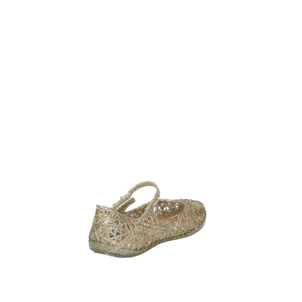 Melissa Shoes Child Dancers Gold 31510
