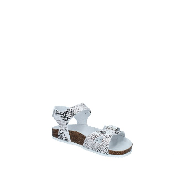 Gold Star Shoes Child Bass White 8846ML