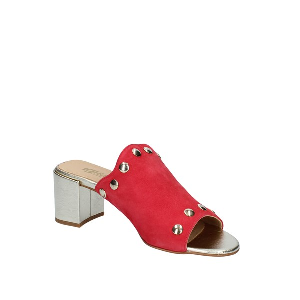 Igi e Co Shoes Woman With heel Red 5190622