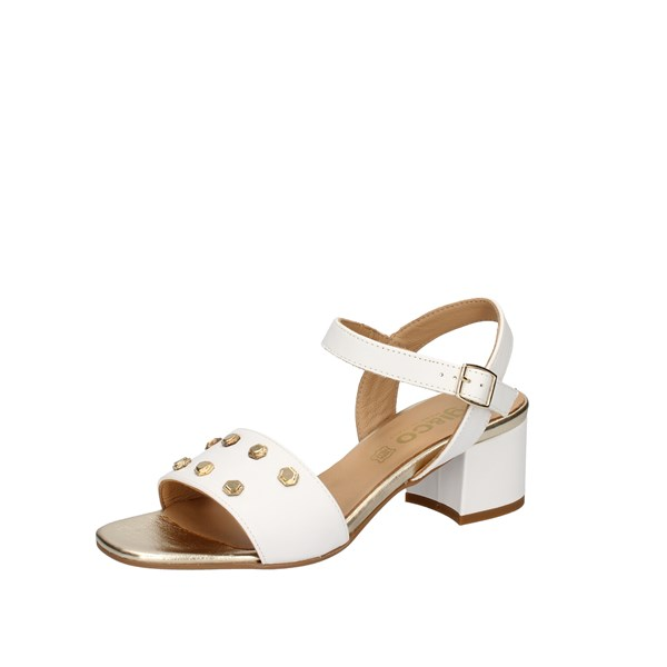 Igi e Co Shoes Woman With Heel White 5190011