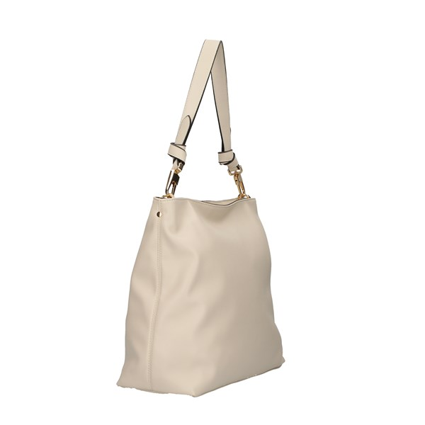 Cafè Noir Bags Woman Shopping Beige GBB142