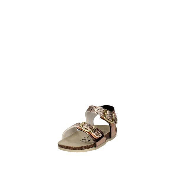 Gold Star Shoes Child Bass Gold 8846AT