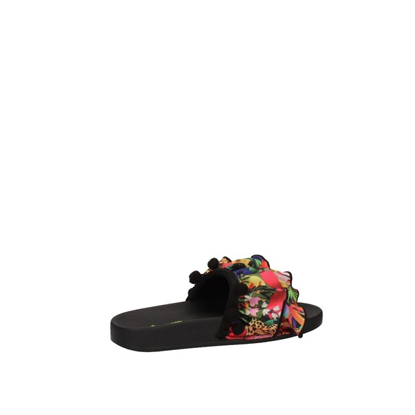 4giveness Shoes Child Ciabatta Black FGA00104