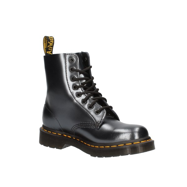 Dr Martens Shoes Woman Amphibians Grey 1460 PASCAL 26233040