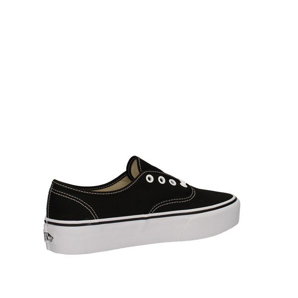 Vans Shoes Woman Low Black VN0A3AV8BLK1
