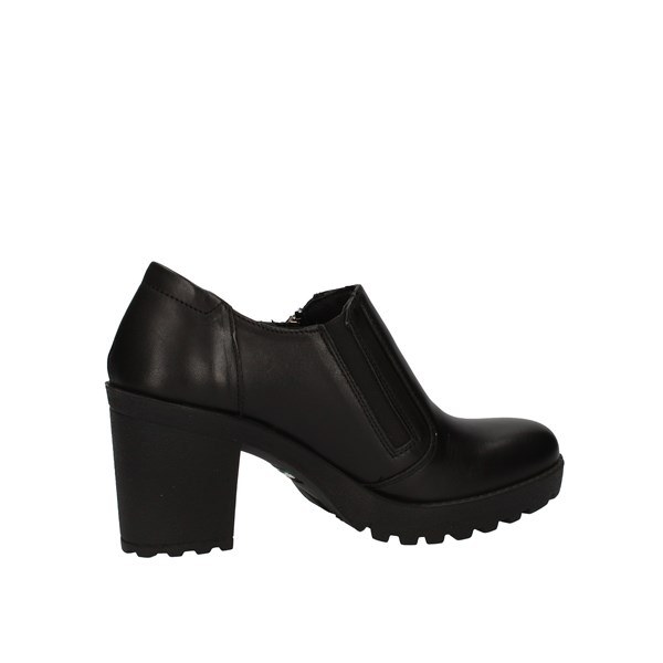 Igi e Co Shoes Woman Derby Black 6157700
