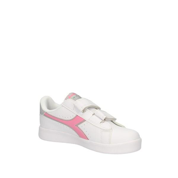 Diadora Sneaker Bambino Bianco | Horma