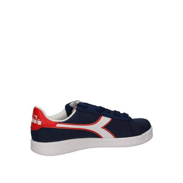 Diadora Shoes Woman Low Blue 101.174379 01 C3803