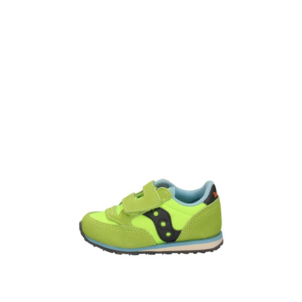 Saucony Shoes Unisex Child Low Green SL262947