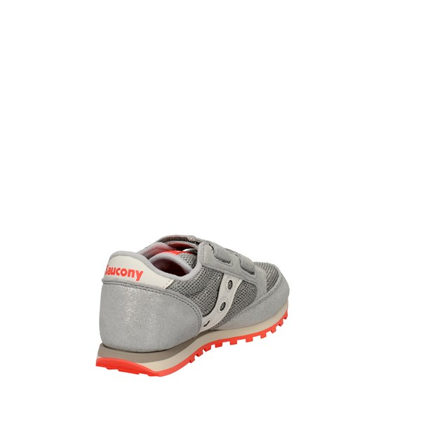 Saucony Shoes Child Low Silver SK162492