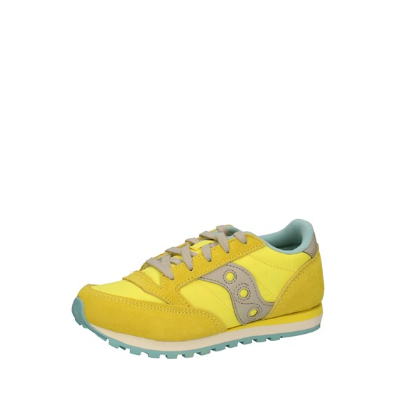 Saucony Shoes Unisex Junior Low Yellow SK162484