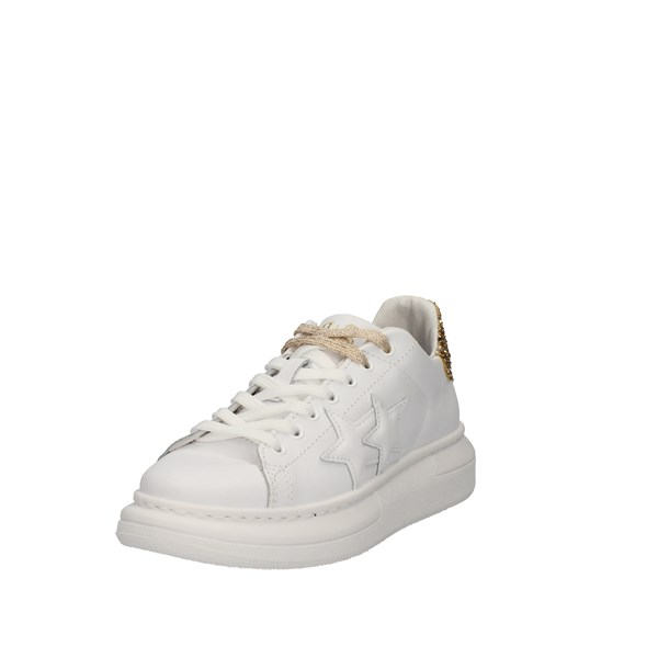 2star Shoes Woman low White 2SD2881-009