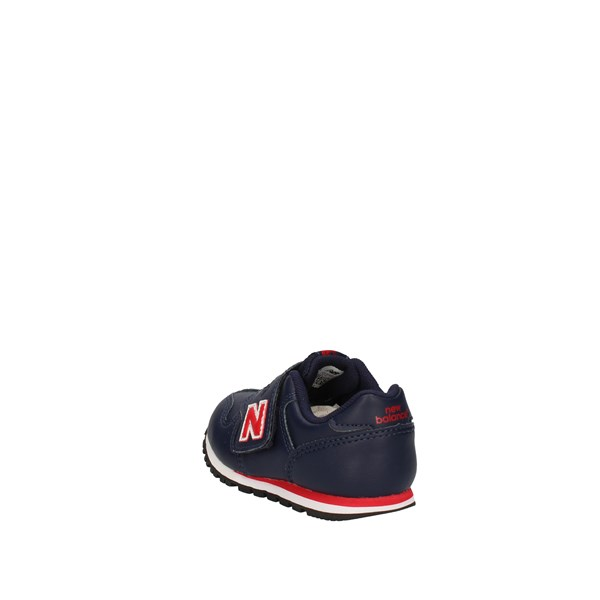New Balance Shoes Child Low Blue IV373ENO