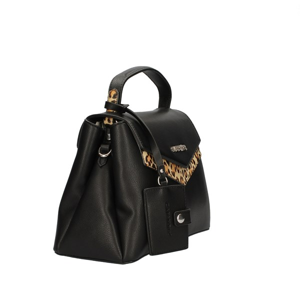 Cafè Noir Bags Woman By hand Black BBZ105