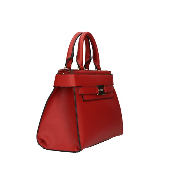 Cafè Noir Bags Woman By hand Red BRZ144