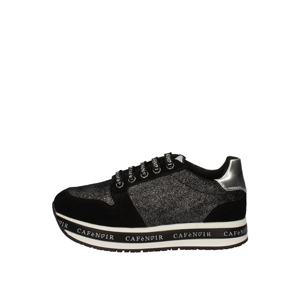 Cafè Noir Shoes Child  low Black C700