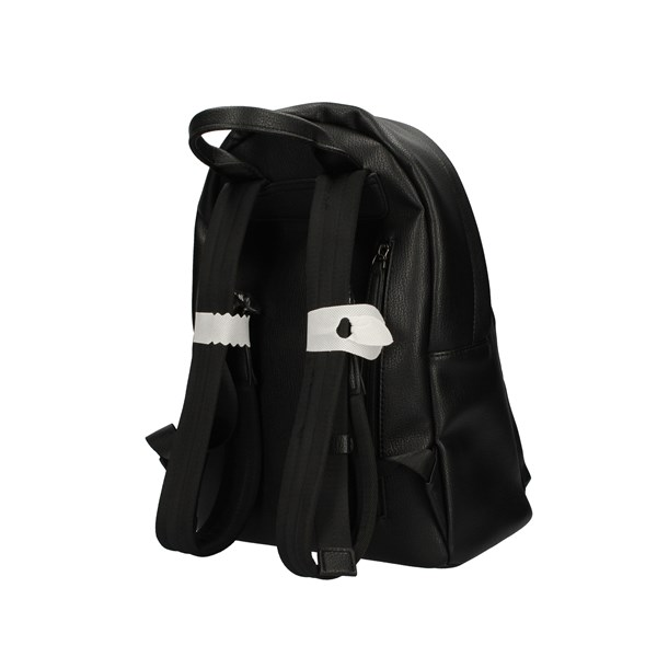Cult Bags Unisex Backpacks Black 9877