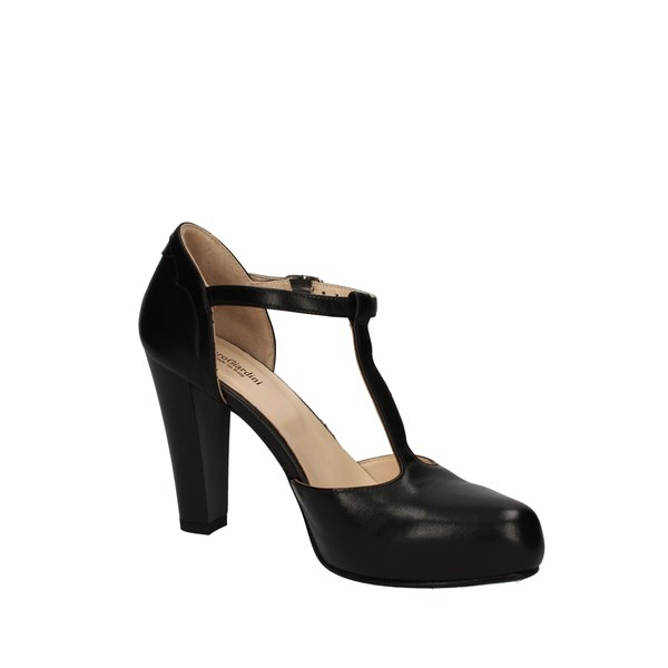 Nero Giardini Shoes Woman With Plateau Black I013450DE