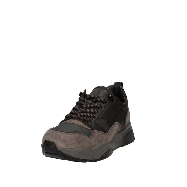 Igi e Co Shoes Man  low Grey 02140