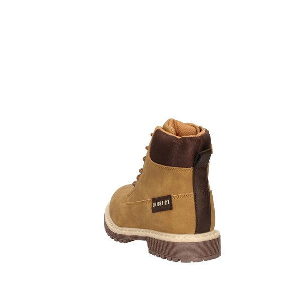 Shone Shoes Child Amphibians Beige 1738-054