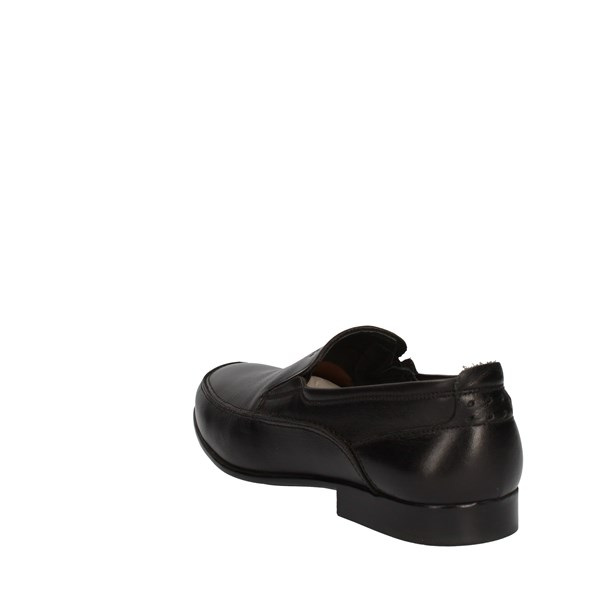 Himalaya Shoes Man Loafers Black 2170