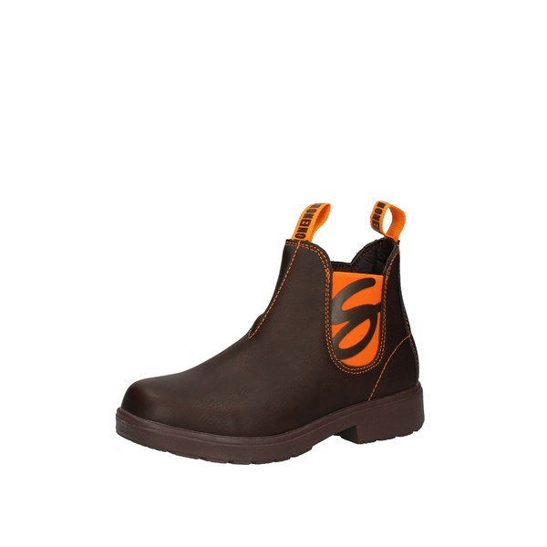 Shone Shoes Child Chelsea Brown 229-020