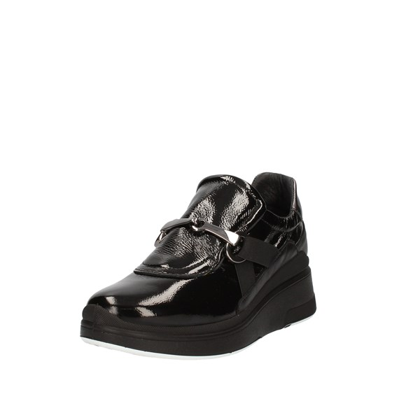 Igi e Co Shoes Woman Slip on Black 6154322
