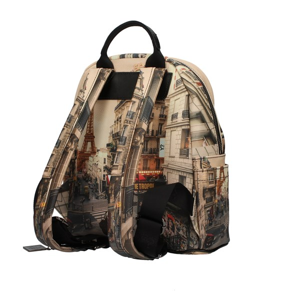 ynot Bags Woman Backpacks par_boheme YES-380F1