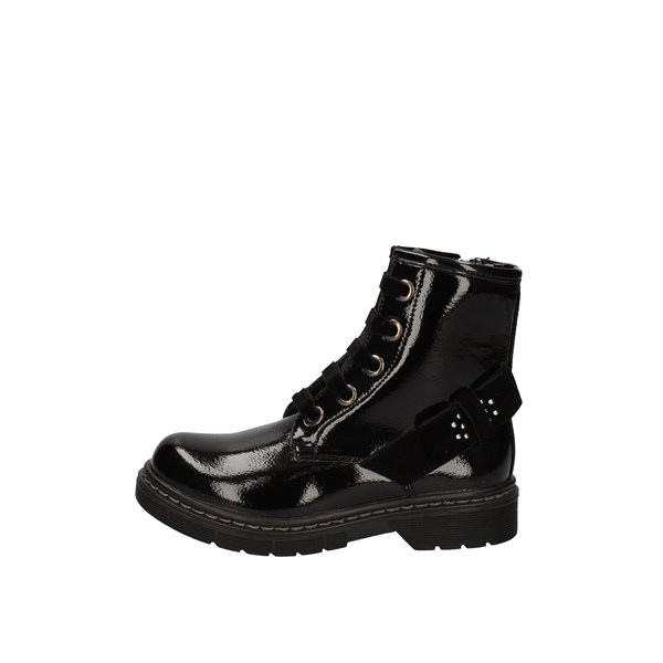 Cafè Noir Shoes Child Amphibians Black C-761