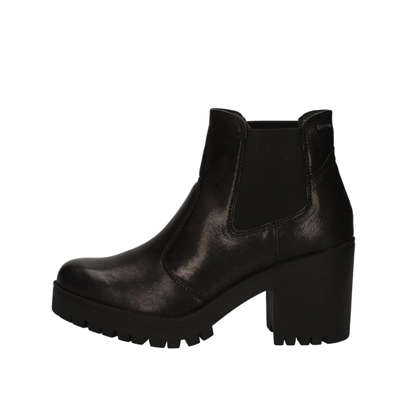 Igi e Co Shoes Woman Chelsea Black 6160800