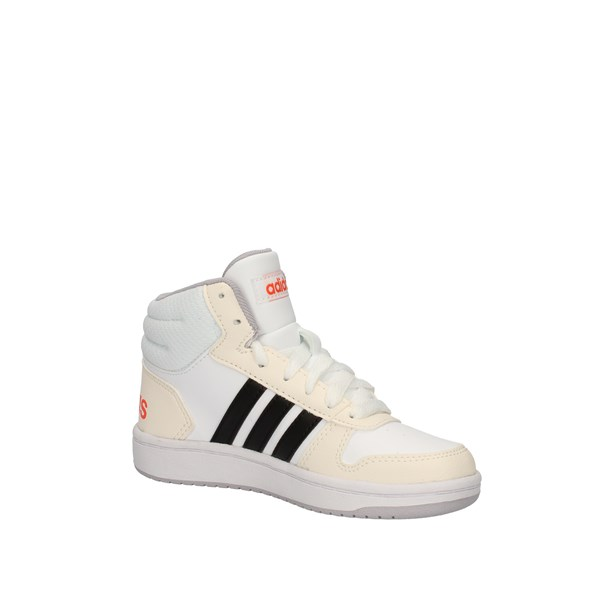 Adidas Shoes Unisex Junior High White FW4567