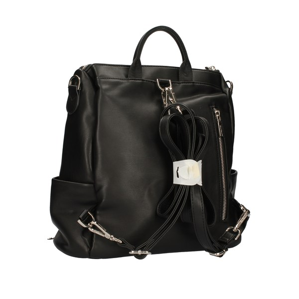 Gio Cellini Bags Woman Backpacks Black FF002