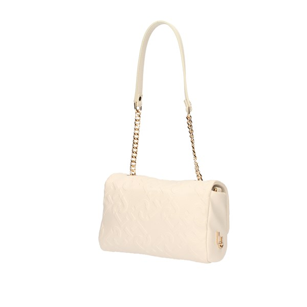 Liu Jo Bags Woman Shoulder bag Beige AA1341 E0538