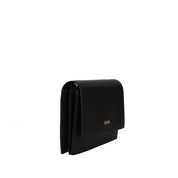 Liu Jo Bags Woman Clutch bag Black AA1127 E0087