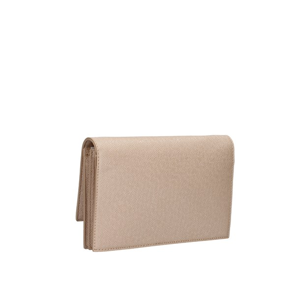 Liu Jo Bags Woman Clutch Gold AA1127 E0087