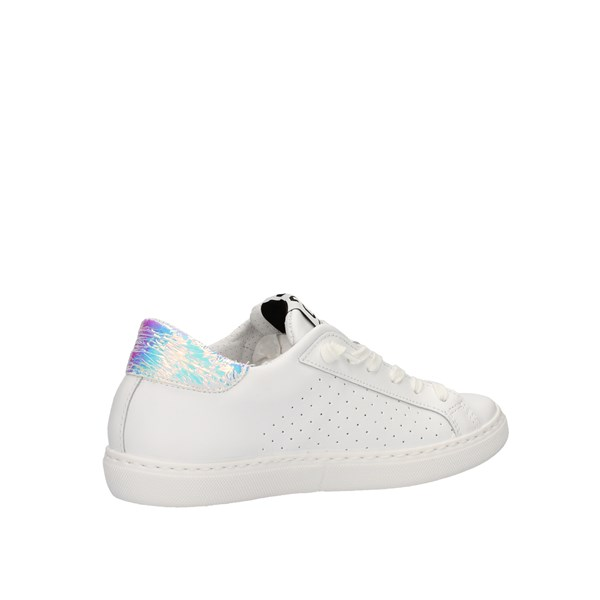 2star Shoes Woman  low White 2SD3016