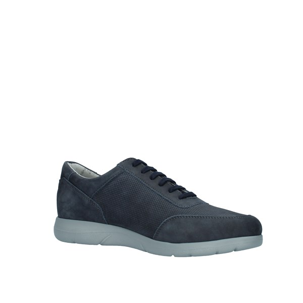 Stonefly Shoes Man Low Blue 213711