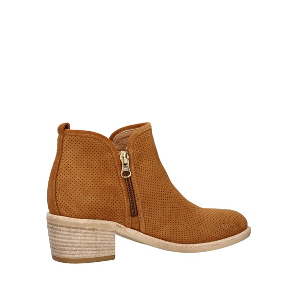 Nero Giardini Shoes Woman Ankle boots Brown E010332D