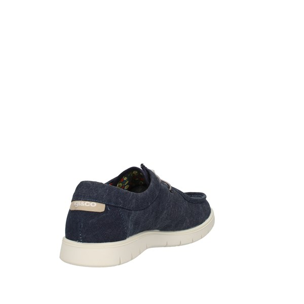 Igi e Co Shoes Man Loafers Blue 7118066