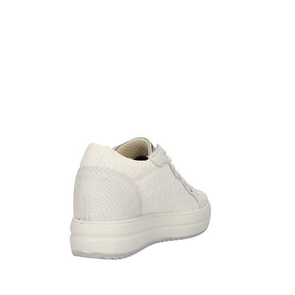 Igi e Co Shoes Woman With Wedge White 7158111