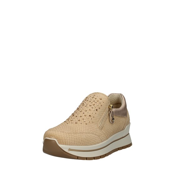 Enval Shoes Woman Slip on Beige 7276022