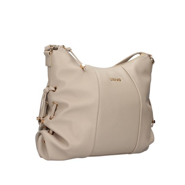 Liu Jo Bags Woman Shoulder bag Beige AA1246 E0027