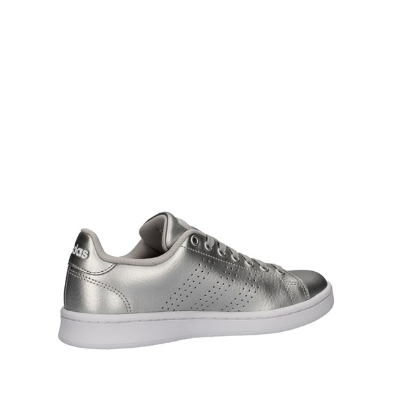 Adidas Shoes Woman Low Silver EE8197