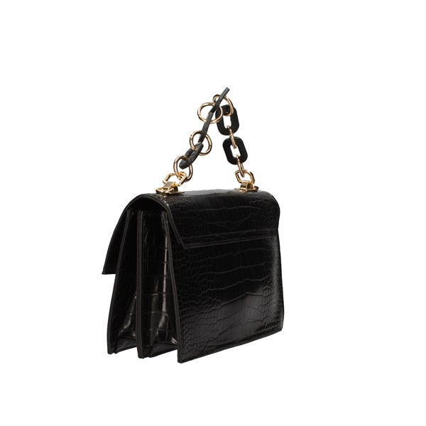 Cafè Noir Bags Woman Shoulder Bags Black C3LM0001
