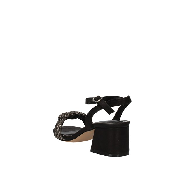 Cafè Noir Shoes Woman With heel Black C1LB9140