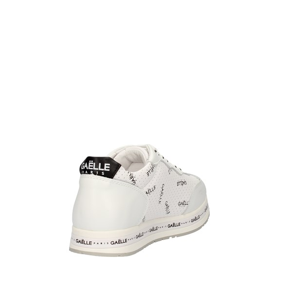 Gaelle Shoes Woman  low White G-682