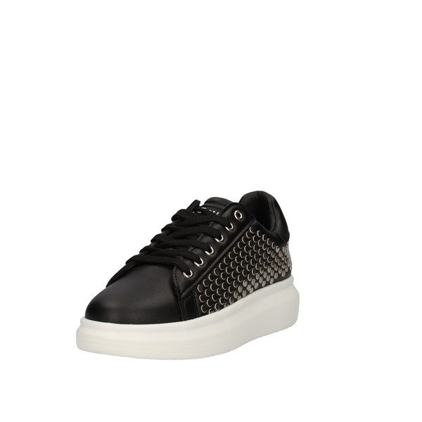 Gio Cellini Shoes Woman  low Black ST028